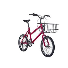 ORBEA Katu 50 Bicicletta da città rosso
